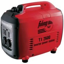 Инверторный генератор 2,3 кВт | 220В - Бензогенератор инверторного типа 2кВт / Цифровая электростанция FUBAG TI2600 / Германия / Ручной запуск