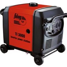 Инверторный генератор 2,8 кВт | 220В - Бензогенератор инверторного типа 2кВт / Цифровая электростанция FUBAG TI3000 / Германия / Электрозапуск