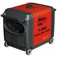Инверторный генератор 5,5 кВт | 220В - Бензогенератор инверторного типа 5кВт / Цифровая электростанция FUBAG TI6000 / Германия / Электрозапуск